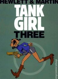 Tank Girl TPB Vol.3 (Remastered Edition)