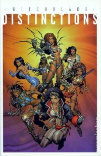 Witchblade Distinctions TPB