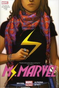 Ms. Marvel HC Vol.1 (Deluxe Edition)