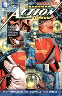 Superman Action Comics HC Vol.3 (The New 52)