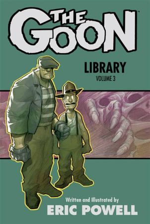 Goon HC Vol.3 (Library Edition)