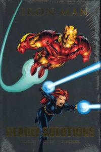 Iron Man: Deadly Solutions HC