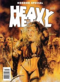 Heavy Metal 1997 Horror Special (18+)