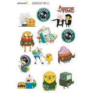 Стикерпак Stickerlab - Adventure Time №2