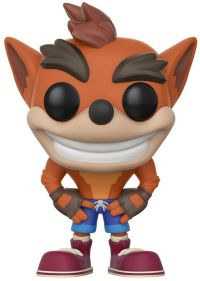 Фигурка Funko Pop! Games: Crash Bandicoot - Crash Bandicoot (Hot Topic Exclusive)