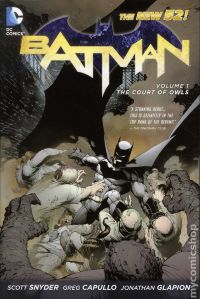 Batman HC Vol.1 (The New 52)