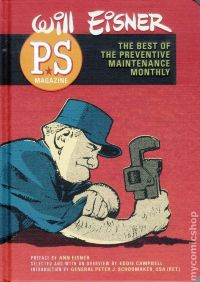 Will Eisner PS Magazine: Best Preventive Maintenance Monthly HC