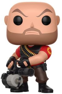 Фигурка Funko Pop! Games: Team Fortress - Heavy