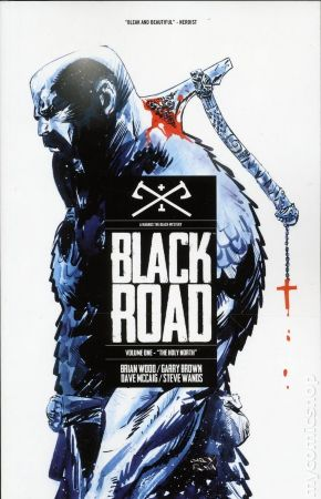 Black Road Vol.1 TPB