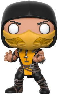 Фигурка Funko Pop! Games: Mortal Kombat - Scorpion