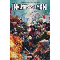 Inhumans Vs X-Men HC (Deluxe)