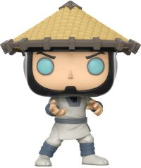 Фигурка Funko Pop! Games: Mortal Kombat - Raiden