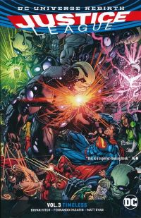 Justice League TPB Vol.3 (DC Universe Rebirth)