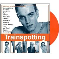 Винил Trainspotting Soundtrack 2LP (Orange Vinyl)