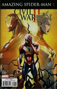 Civil War II: Amazing Spider-Man №1A