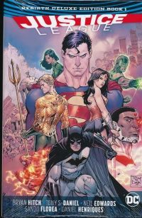 Justice League Rebirth HC (Deluxe Edition)