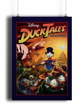 Постер DuckTales #2 (pm035)