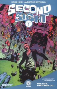 Second Sight TPB Vol.1