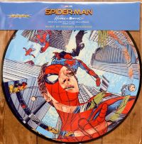 Винил Spider-Man: Homecoming Soundtrack Highlights (Picture disc LP)