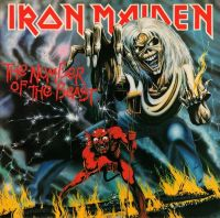 Винил Iron Maiden ‎– The Number Of The Beast LP