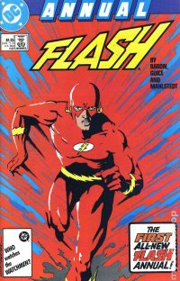 Flash Annual №1 (1987)