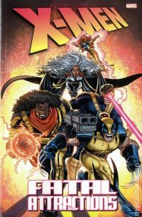 X-Men Fatal Attractions TPB