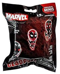 Фигурка Marvel Deadpool Original Minis Blind bag