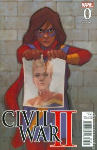 Civil War II #0D (1:10 Variant Cover by Phil Noto)