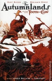 The Autumnlands TPB Vol.1
