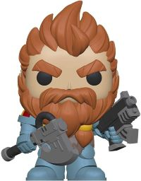 Фигурка Funko Pop!  Games: Warhammer 40000 - Blood Claw Pack Leader