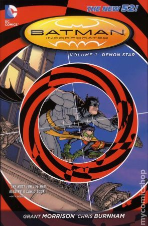 Batman Incorporated HC Vol.1