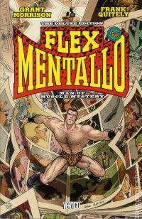 Flex Mentallo: Man of Muscle Mystery HC (Deluxe Edition)