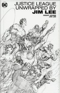 Justice League Unwrapped HC (By Jim Lee)