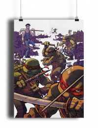 Постер Teenage Mutant Ninja Turtles #1 (pm043)