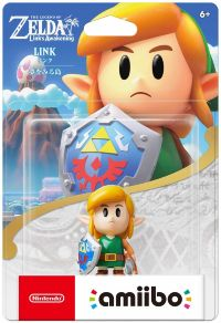 Фигурка Nintendo Amiibo - The Legend of Zelda: Link's Awakening - Link