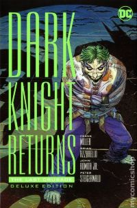Dark Knight Returns: The Last Crusade HC (Deluxe Edition)