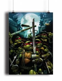 Постер Teenage Mutant Ninja Turtles #2 (pm044)