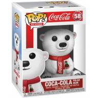 Фигурка Funko Pop! Icons: Coca-Cola - Polar Bear - Фигурка Funko Pop! Icons: Coca-Cola - Polar Bear