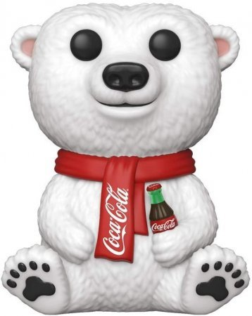 Фигурка Funko Pop! Icons: Coca-Cola - Polar Bear