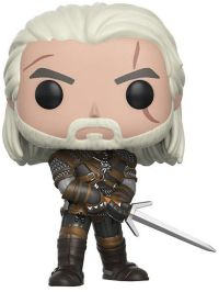 Фигурка Funko Pop! Games: The Witcher - Geralt