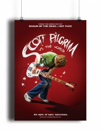 Постер Scott Pilgrim Movie (pm045)