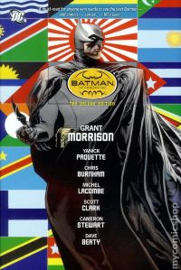 Batman Incorporated HC (Deluxe Edition)