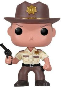 Фигурка Funko Pop! TV: The Walking Dead - Rick Grimes