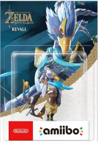 Фигурка Nintendo Amiibo The Legend of Zelda: Breath of the Wild - Revali