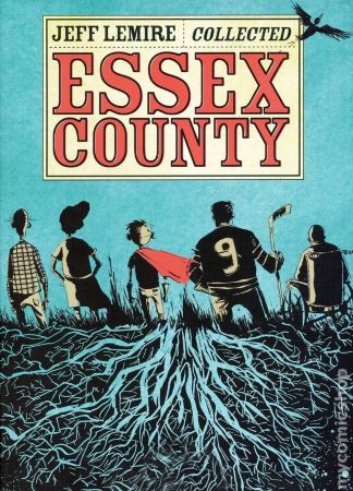 Complete Essex County TPB
