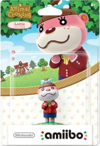 Фигурка Nintendo Amiibo -  Lottie (Animal Crossing Series)