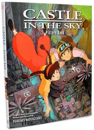 Castle in the Sky Picture Book HC