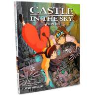 Castle in the Sky Picture Book HC - Castle in the Sky Picture Book HC