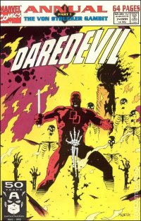 Daredevil Annual №7 (1991)