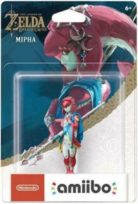 Фигурка Nintendo Amiibo The Legend of Zelda: Breath of the Wild - Mipha